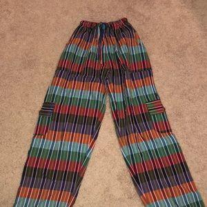 Colorful Ecuador Pants